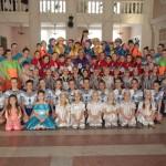 Образцовый ансамбль эстрадно-спортивного танца Конфетти