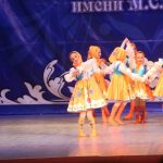 Всесибирский конкурс любительских хореографических коллективов им. М.С. Годенко.