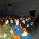 В Городском Дворце культуры прошло Торжественное собрание, посвященное Дню Защитника Отечества!