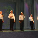 В Городском Дворце культуры состоялось торжественное мероприятие, посвященное Дню шахтёра