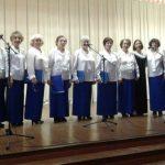 Концерт народного хора ветеранов пед.труда