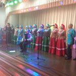 Концерт народного хора «Надежда».