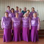 Концертная программа народного ансамбля «Раздолье».