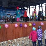 В городе Назарово открыли новый сквер!