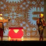 Закрытие Года театра состоялось в Городском Дворце культуры.
