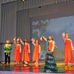 Отчетный концерт народного вокального ансамбля «Раздолье».