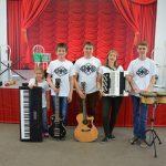 Настоящим праздником для души стал концерт  вокально-инструментального ансамбля «Славяне».