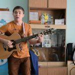 Музыкальный квартирник.