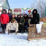 Последний день зимы коллективы ГДК проводили с песней.