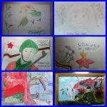 Итоги конкурса детского рисунка «Помним Ваш подвиг, гордимся Победой».