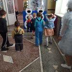 Мультимедийная программа в клубе выходного дня «Шалунишки»