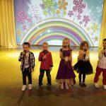 В радуге танца!