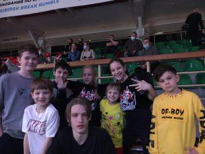 Всероссийские Соревнования по Брейкингу.