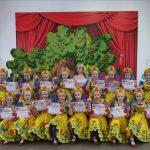 Поздравляем ансамбль «Конфетти»