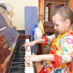 Анастасия Саяпина – выпускница  Образцовой студии музыкального развития «Школа виртуозов»