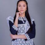Милена Маркович – выпускница Образцового ансамбля эстрадно-спортивного танца «Конфетти».