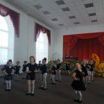 Открытые уроки прошли в группах общего физического развития «Грация».