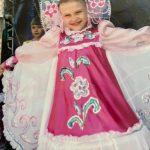 Анна Марюшко – выпускница  Образцового ансамбля эстрадно-спортивного танца «Конфетти»