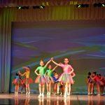 Концерт Образцового ансамбля эстрадно-спортивного танца «Конфетти»