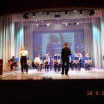 В Назарово прошёл VII Краевой фестиваль духовой музыки  «Чулымские фанфары»